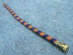 Pump Extension Hose Inflator Tube,  bicycle tube ( UNI ) 230mm