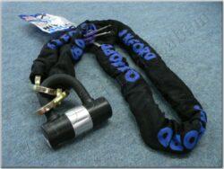 Motorcycle lock chain Heavy Duty - 150cm ( Oxford )