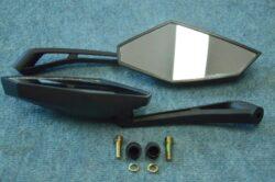 Rear view mirror assy. M8x1,25 L+P ( UNI )