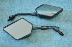 Rear view mirror assy. M10x1,25 P ( UNI )