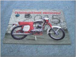 kalendář 2015 - Československé motocykly ( 420x315 )