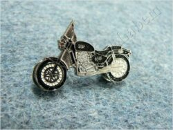Pin badge JAWA 650 Classic (black)