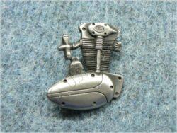 Pin badge engine Jawa 500 OHC