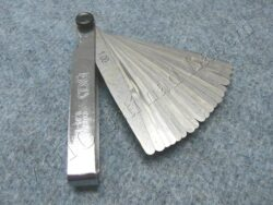 Leaf gauge 0,05-1,0 ( UNI )