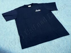 T-shirt blue w/ picture Stadion S11