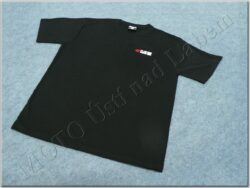 T-shirt black w/ logo MZ