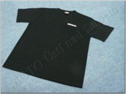 T-shirt black w/ logo SIMSON