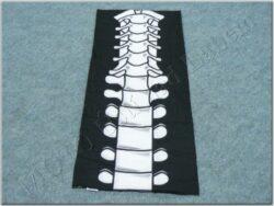 Multi-scar Comfy Skeleton ( OXFORD )