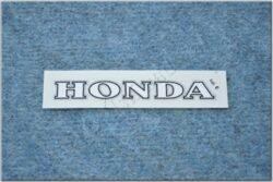 Sticker HONDA - white 110x15