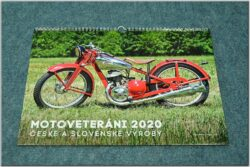 Wall calendar 2020 ( 420x300 )