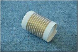 Sticker gold lines ( UNI ) 3x1500 mm