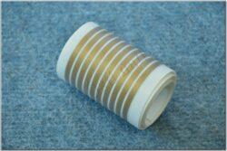 Sticker gold lines ( UNI ) 4x1500 mm