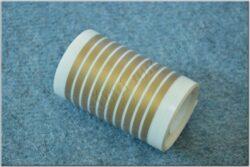 Sticker gold lines ( UNI ) 5x1500 mm