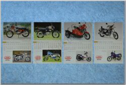 Wall calendar 2019 - JAWA ( 420x315 )(930796)