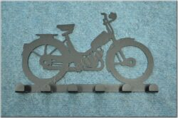 6-peg rack - Motorcycle Theme /  Stadion S11