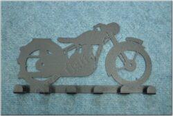 6-peg rack - Motorcycle Theme /  Jawa Perak 11,18
