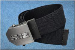 belt MZ / textile black - size 150cm(930821)