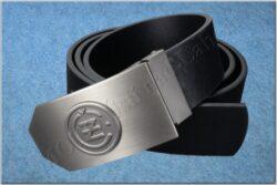 Belt ČZ black - Size 120 cm