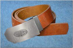 Belt JAWA brown - Size 110 cm