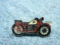 "Pin badge JAWA ""Rumpál"""