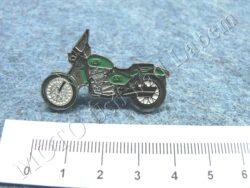 Pin badge JAWA 650 Classic (green)(930043)