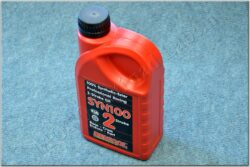 Engine oil 2T SYN 100 (1L) Denicol