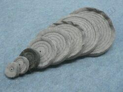 Polish disc ( technical wowen fabric )