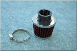 Air filter racing  D28, intake ( UNI,Sim ) cone little