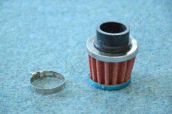Air filter racing  D28, intake ( UNI,Sim ) cone little