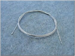 Steel cable, throttle valve ( UNI ) 1,5m