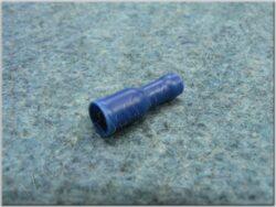 Bullet connector female 5,0 ( UNI, BAB )