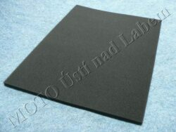 Air filter foam, intake 300x400x10 ( UNI )