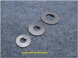 Lock washer w/ internal tab 10,0  DIN 462
